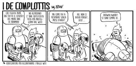 Nella rete del fumetto: ieri, oggi, domani