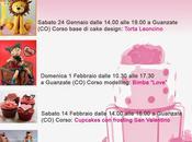Corsi cake design: calendario gennaio, febbraio, marzo 2015