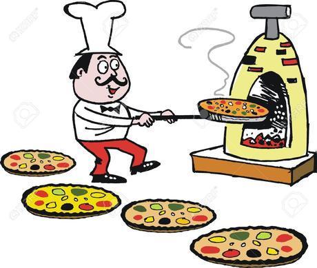 QUESTA PIZZA E' UNA CAVOLATA