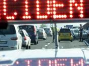Catania: camion ribalta tangenziale direzione Siracusa, traffico tilt