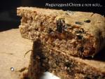 Torta saracena senza zuccheri