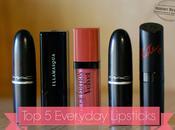 Everyday Lipsticks