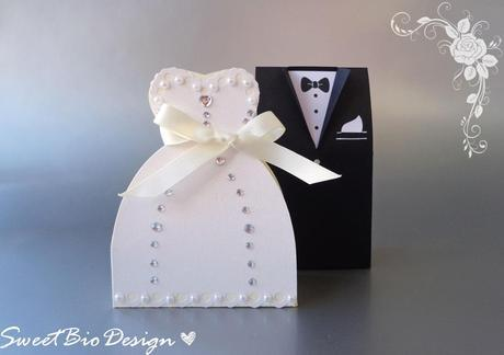 Bomboniere Matrimonio Tutorial.Tutorial Bomboniere Abiti Da Matrimonio Wedding Dresses Favors