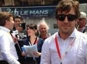 Alonso Porsche Mans, Honda permettendo