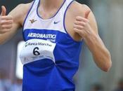 Birmingham Marco Fassinotti sale 2,32 centimetri record italiano