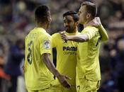 Villarreal-Athletic Bilbao 2-0, statistiche