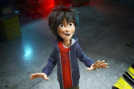 WE CAN BIG HERO 6, JUST 4 1 DAY