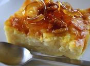 dessert base riso arance