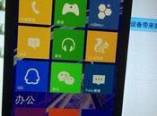 Windows mostra alcuni screen