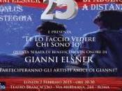 """""""tracce cultura"""": recensione evento faccio vedere sono quinta serata onore gianni Elsner"""" teatro Brancaccio Roma febbraio 2015;"""