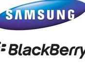 Samsung collaborerà Blackberry senza comprarla