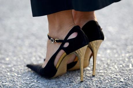 Street-Style-Shoes-Fashion-metallic heels