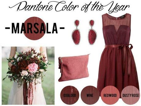 Marsala-Inspiration-Board