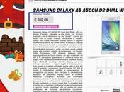 Samsung Galaxy Dual disponibile anche Italia prezzo soli euro