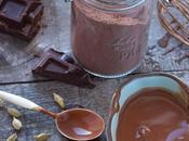 Preparato cioccolata calda cardamomo vaniglia