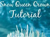 Come fare corona Elsa Frozen Regina ghiacci