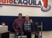 Radio L'Aquila calcio terremoto