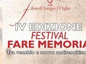 Brescia, Festival Fare Memoria, Vecchio nuovo Antisemitismo