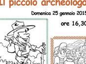 Archeologi giorno! Museo Bambino Ancona