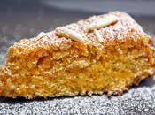 Leggerezza Torta all'Arancia Mandorle Orange Almond Cake