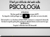 Psicologia: test!