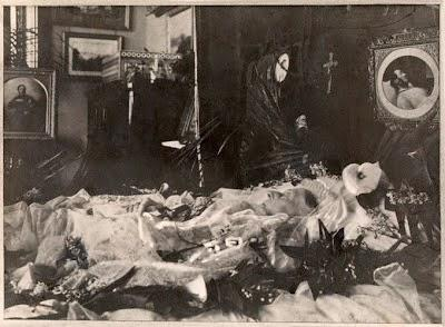 January 22nd, 1901: Queen Victoria's death, the end of a Life and the end of an Age.