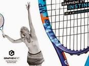 Maria Sharapova Tomas Berdych lanciano nuova HEAD Graphene Instinct, forte, selvaggia