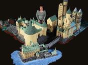 castello Hogwarts LEGO