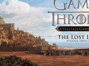 Game Thrones Episode Lost Lords arrivo prossimo mese Android