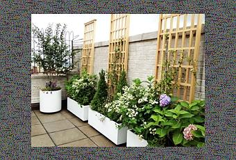 Fioriere per terrazzi - Paperblog