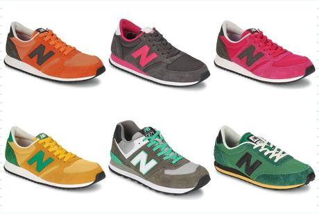 New Balance primavera estate 2015