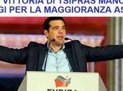 Tsipras, senza maggioranza, allea destra anti-europeista