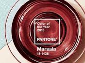 Marsala: colore pantone 2015