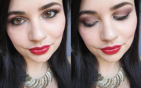 VIVA GLAM RIHANNA LIPSTICK MAC {review, swatch, make up}