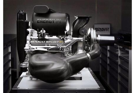 Ecco la Power Unit Renault 2015