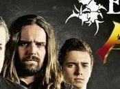 SEPULTURA ANGRA insieme Italia Metal Jungle Fest