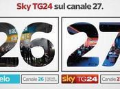 TG24 Canale digitale terrestre Palinsesto Gennaio 2015