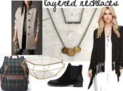 Style tips: wear layered necklaces