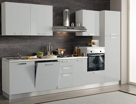 Stunning Cucina Per Casa Contemporary - Ideas & Design 2017 ...