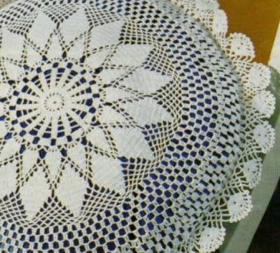 Lavori Con Luncinetto Cuscino Bianco Paperblog