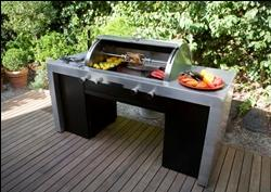 Arredamento per giardino paperblog - Zona barbecue in giardino ...