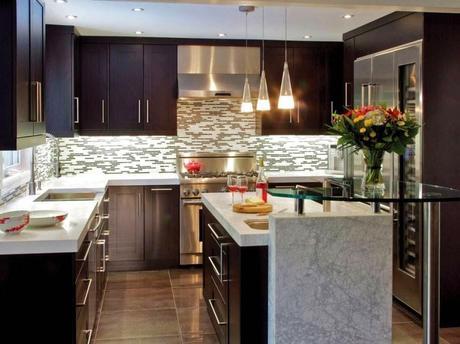 Idee per la casa: rivestimento cucina - Paperblog