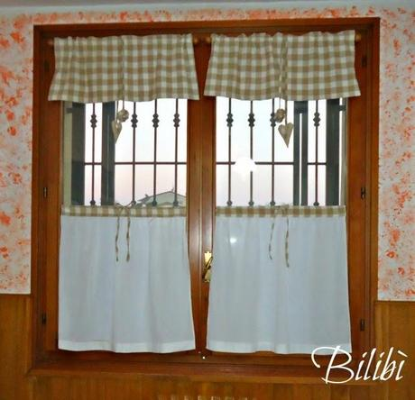 Stoffa shabby tendine x finestre trentino ~ Sogno Immagine ...