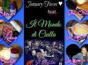 January Faves feat. mondo Ciulla