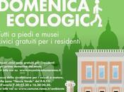 Febbraio Domenica ecologica #domenicaalmuseo gratis