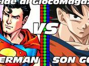 Sfide GiocoMagazzino! Sfida: Superman Goku!