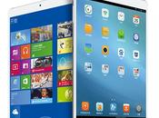 Teclast Dual (clone iPad Air) finalmente disponibile