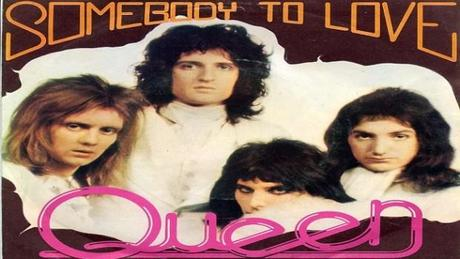 Copertina Somebody to Love - Queen