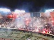 (VIDEO)Italian Serie Curva Nord Bari with good pyro show Frosinone! 30.01.2015 #thisisfootball