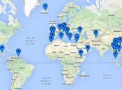 mappa google esplorazioni speleo inglesi oltre frontiera